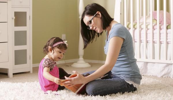 Going. | Mama wraca do pracy, czyli jak zatrudnić nianię?