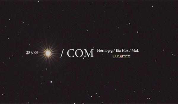 Going. | COM