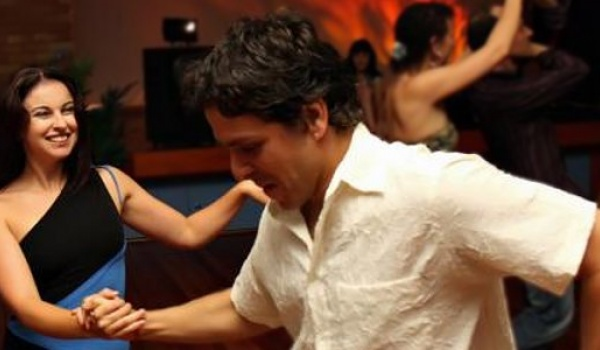 Going.   Latino Dance Party Studio Profitness