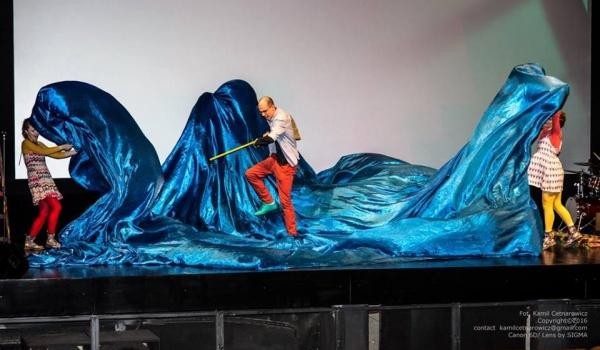 Going. | Nutki Pana Kleksa - dla dzieci i dorosłych - Teatr WARSawy