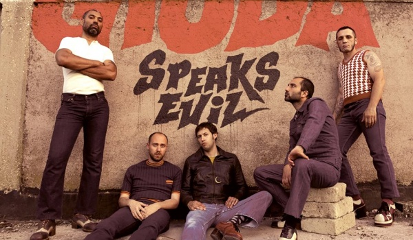Going. | Giuda (ita) / Poison Heart / Tiger Skull