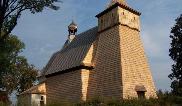 Going.   Skarb z Ostropy - konferencja, wystawa i warsztaty - Kościół pw. św. Jerzego w Ostropie