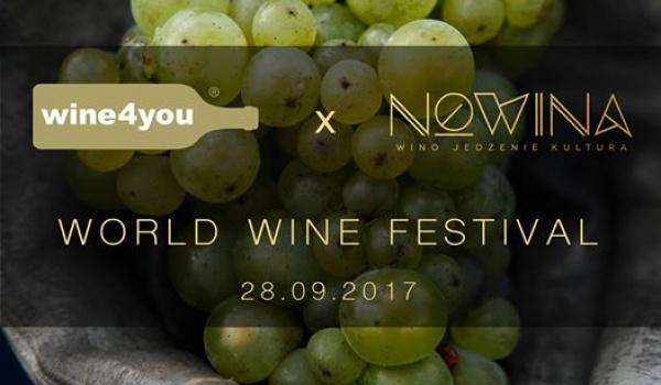 Going. | Festiwal Win Świata / World Wine Festival - Nowina