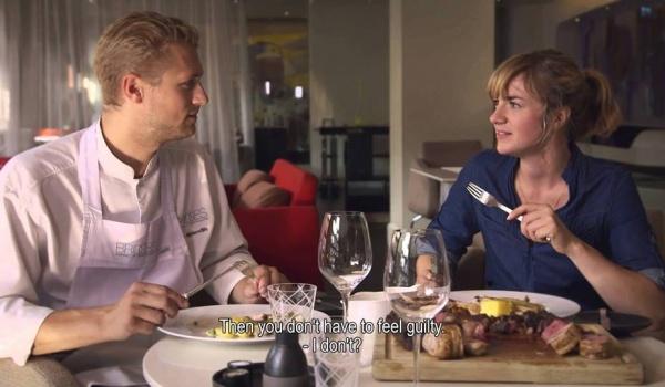 Going.   Głód mięsa: pokaz filmu, dyskusja, kolacja - Kino Muranów