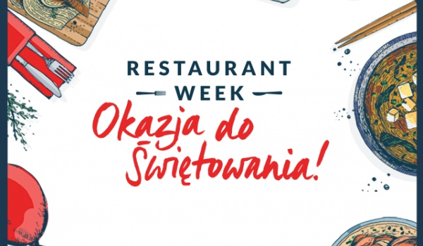 Going. | Restaurant Week Polska - Restaurant Week