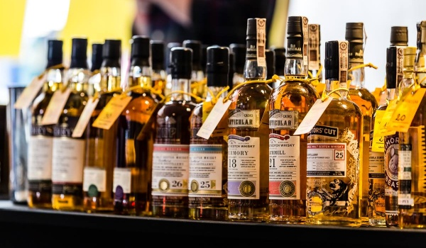 Going. | Whisky Live Warsaw 2017