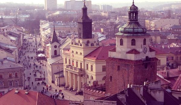 Going. | Pierwsze Otrzęsiny Lublina