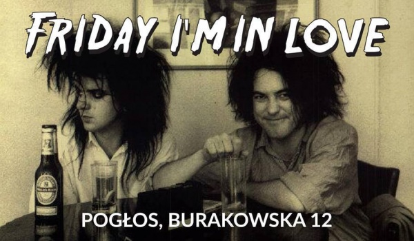 Going. | Friday I'm In Love /Yvonne x Tomek Oldskull x Nebaz - Pogłos