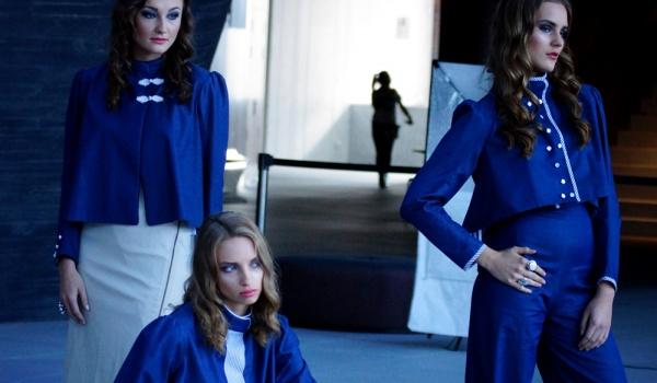 Going. | Pokaz mody śląskiej