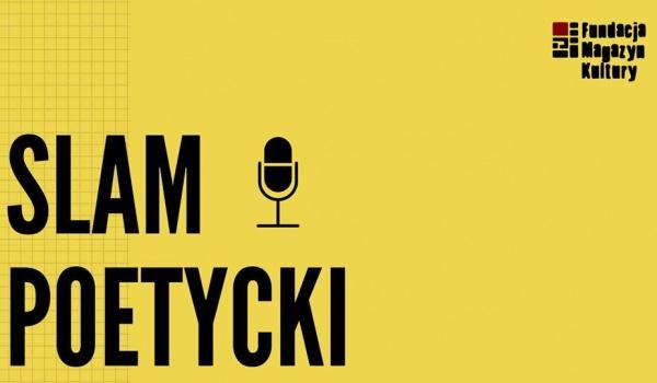 Going.   Październikowy SLAM - Magazyn Kultury