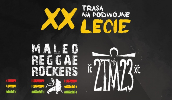 Going. | 20 lat Maleo Reggae Rockers & 2TM2,3