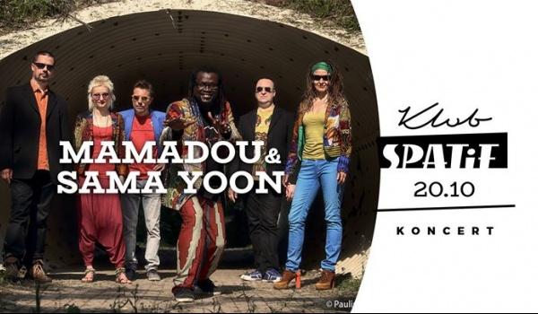 Going. | Mamadou & SamaYoon + goście / after aFrykasy