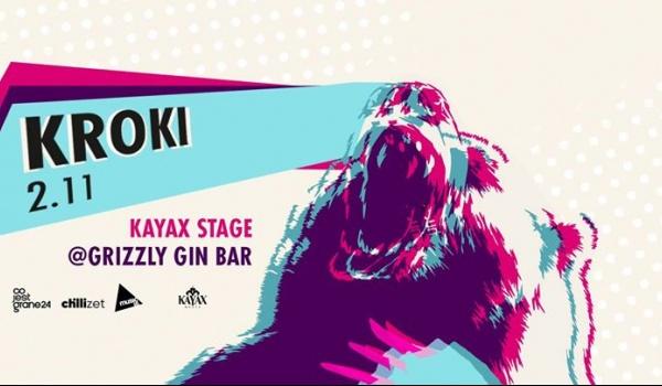 Going. | Kroki / Kayax Stage - Grizzly Gin Bar