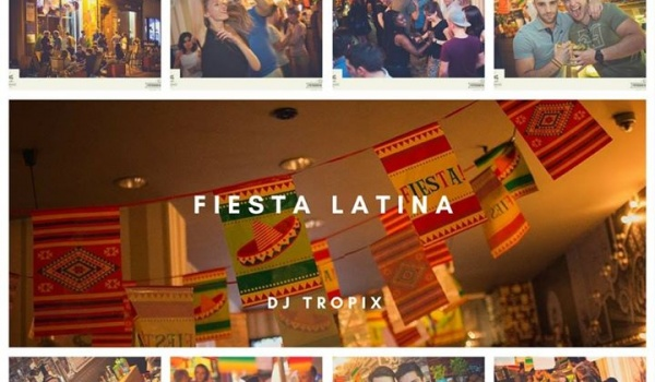 Going. | Fiesta Latina