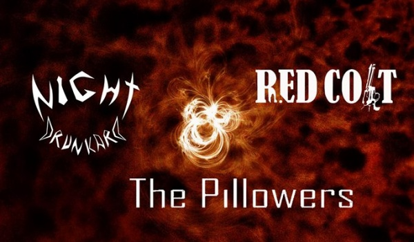 Going. | Tony muzyki: Red Colt/ Night Drunkard/ The Pillowers - Metronom