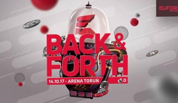 Going. | Back & Forth 3.0 - Arena Toruń