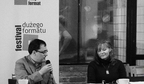 Going. | Festiwal Duży Format - PROM Kultury Saska Kępa