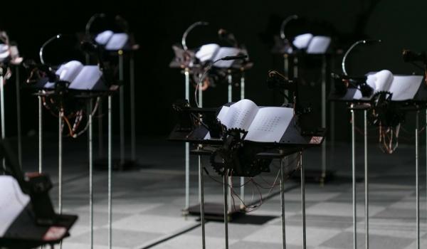 Going. | Patchlab Festival 2017: Wystawa - Małopolski Ogród Sztuki