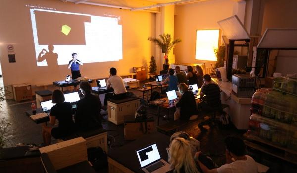 Going. | Patchlab Festival 2017: (Nie)bezpieczne dane w sieci. Jak tracimy kontrolę nad naszymi cyfrowymi śladami? - Pawilon Wyspiańskiego