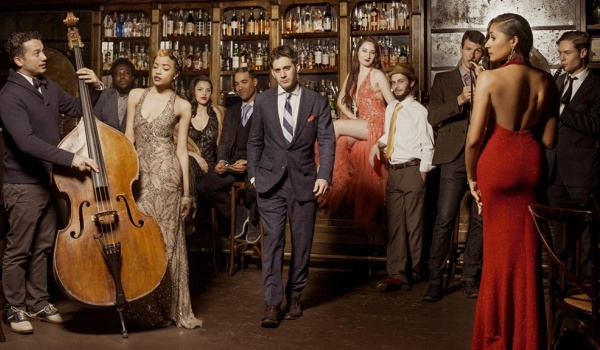 Going. | Scott Bradlee's Postmodern Jukebox - Klub Studio