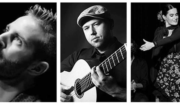 Going. | Alejandro Silva Trio - wieczór flamenco w Vertigo! - Vertigo Jazz Club & Restaurant