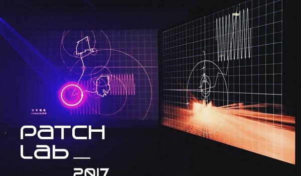 Going. | AV NOC Patchlab Digital Art Festival 2017 - HEVRE +1