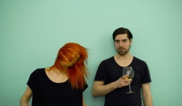Going.   Brusque Twins (Can) + Wiktor Skok & Glitter Glass - DOM Łódź