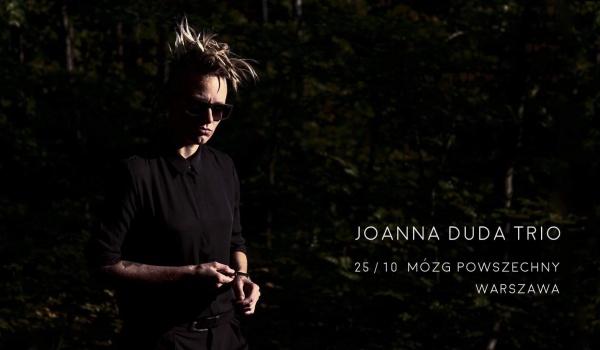 Going. | Joanna Duda trio
