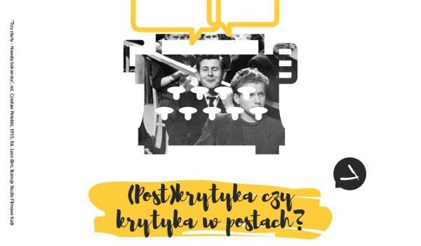 Going. | Dyskusja: (Post)Krytyka czy krytyka w postach? - Łódzki Dom Kultury