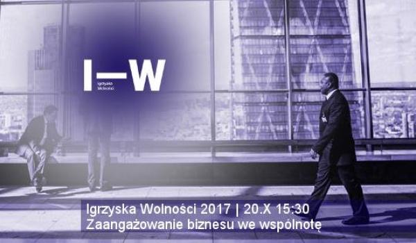 Going. | Zaangażowanie biznesu we wspólnotę - Teatr Nowy im. Kazimierza Dejmka w Łodzi