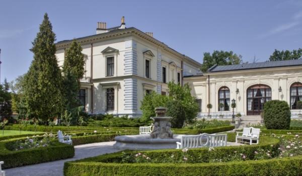 Going. | Salon muzyczny w Pałacu Herbsta