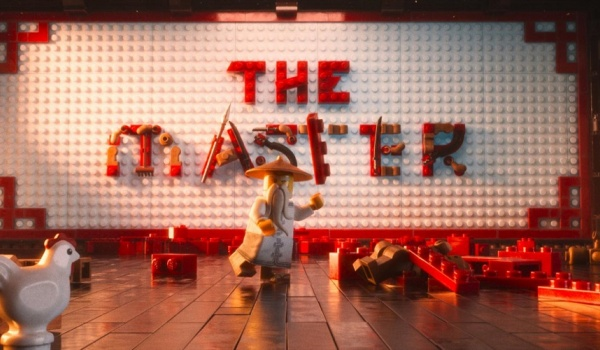 Going.   The LEGO® Ninjago MOVIE 2D - special screening (VO) - Kino Pod Baranami