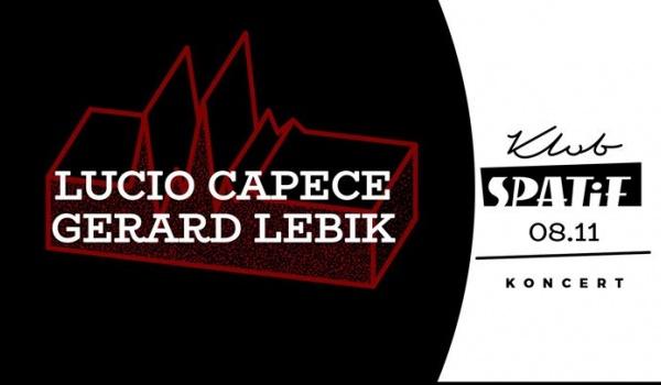 Going. | Lucio Capece / Gerard Lebik