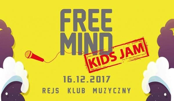 Going.   Free mind kids jam 2017 - REJS Klub Muzyczny