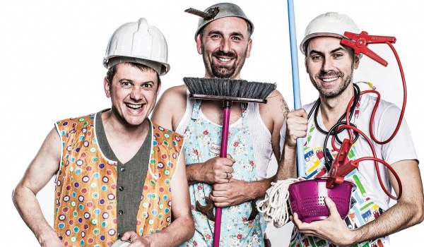 Going. | Kabaret Neo-Nówka - Kazik sam w domu