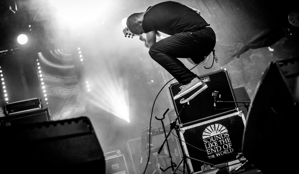 Going. | Gdańsk: Sounds Like The End Of The World + Ayden - Wydział Remontowy