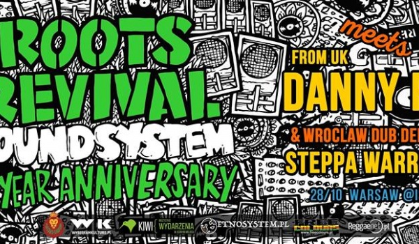 Going. | Roots Revival Soundsystem feat. DANNY RED & Steppa Warriors - Iskra