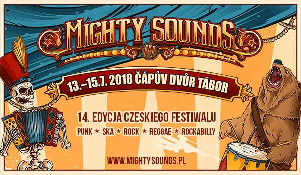 Going. | Mighty Sounds 2018 - Mighty Sounds