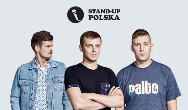 Going. | Stand-up Siedlce - Pracownia Rannych Pantofli