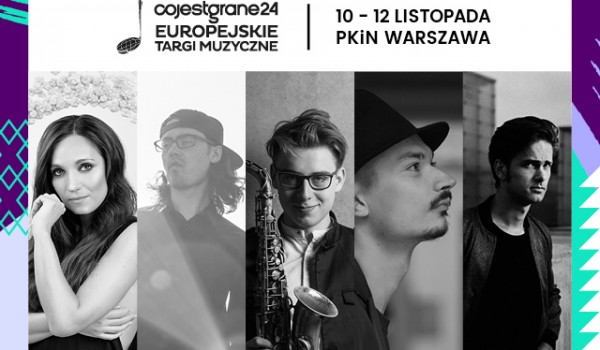 Going. | Jazz Forum / Europejskie Targi CJG24 - Teatr Studio
