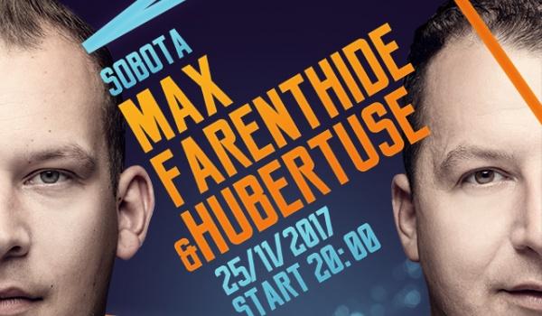 Going. | Max Farenthide & Hubertuse już 25 listopada w Hulakula!