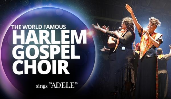 Going. | Harlem Gospel Choir sings Adele!