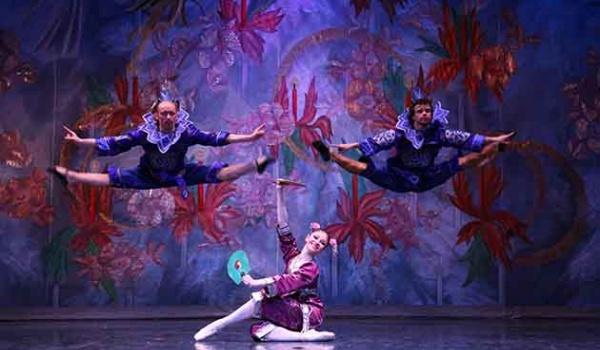 Going. | Moscow City Ballet - Dziadek do orzechów