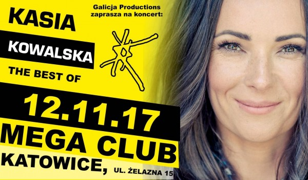Going. | Kasia Kowalska The Best Of / Lorein - MegaClub