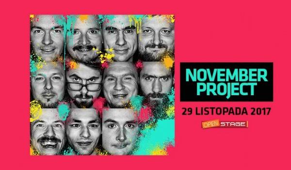 Going. | November Project - Klub Stodoła