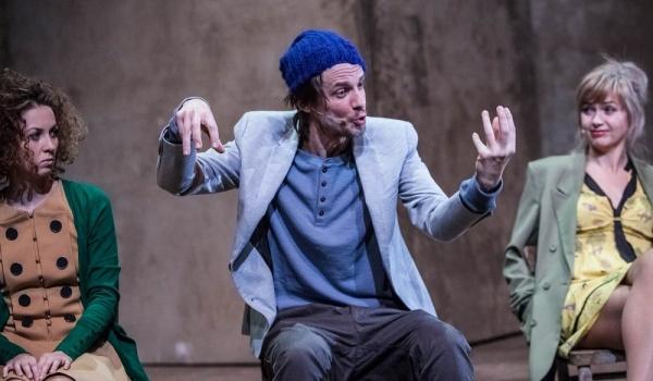 Going.   Mister Barańczak - Teatr Nowy im. Tadeusza Łomnickiego w Poznaniu