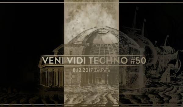 Going. | Veni Vidi Techno #50 - Zet Pe Te