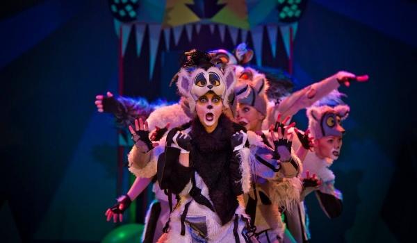 Going. | Madagaskar – musicalowa przygoda