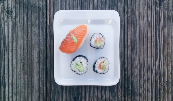 Going.   Sushi - K5 - Akademia Kulinarna