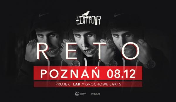 Going. | ReTo w Poznaniu - Projekt LAB